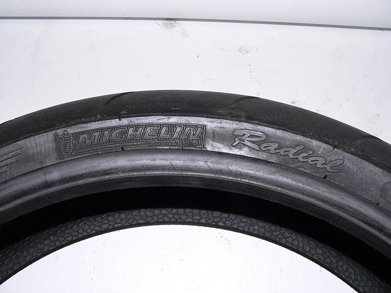 Race Front Tire Michelin Pilot 120 70 17 Zr Radial H2 58w