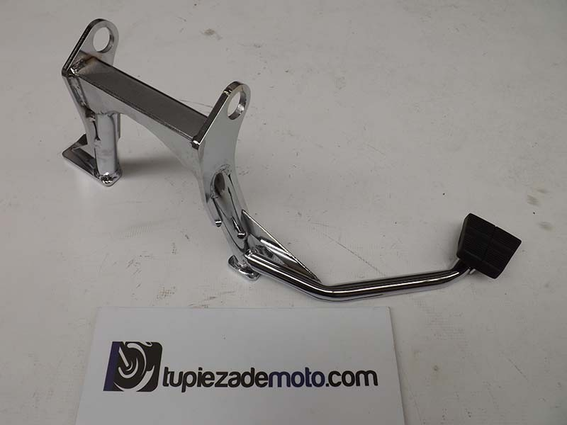 CHROME CENTER STAND AND REDUCED FOR HONDA GOLDWING GL 1800 ...