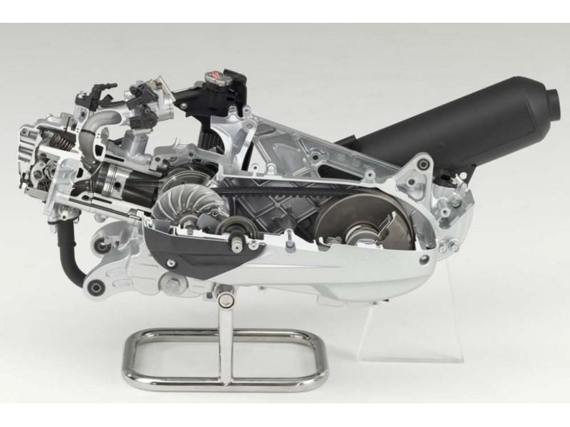 Engine Honda Sh 125 Injeccion 2008