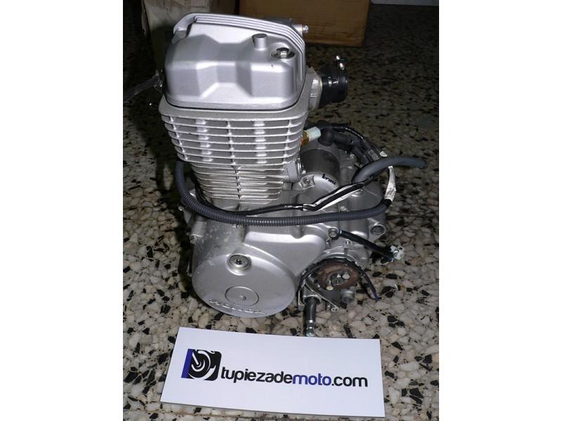 ORIGINAL ENGINE HONDA CBF 125 - 2012