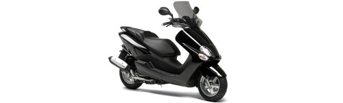 YAMAHA MAJESTY 125 - 150